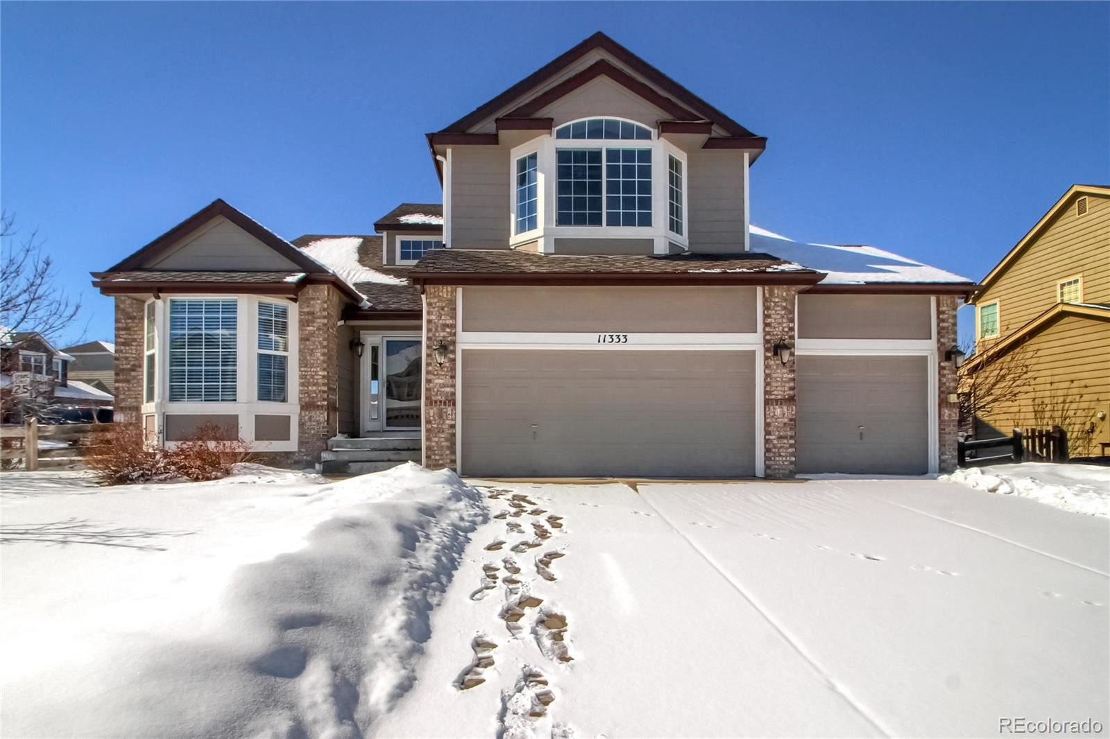 11333 S Birchwood Street, Parker, CO 80138 - #: 3323000
