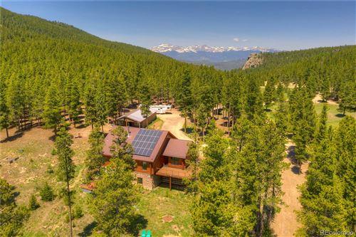 Photo of 11652 Camp Eden Road, Golden, CO 80403 (MLS # 4813001)