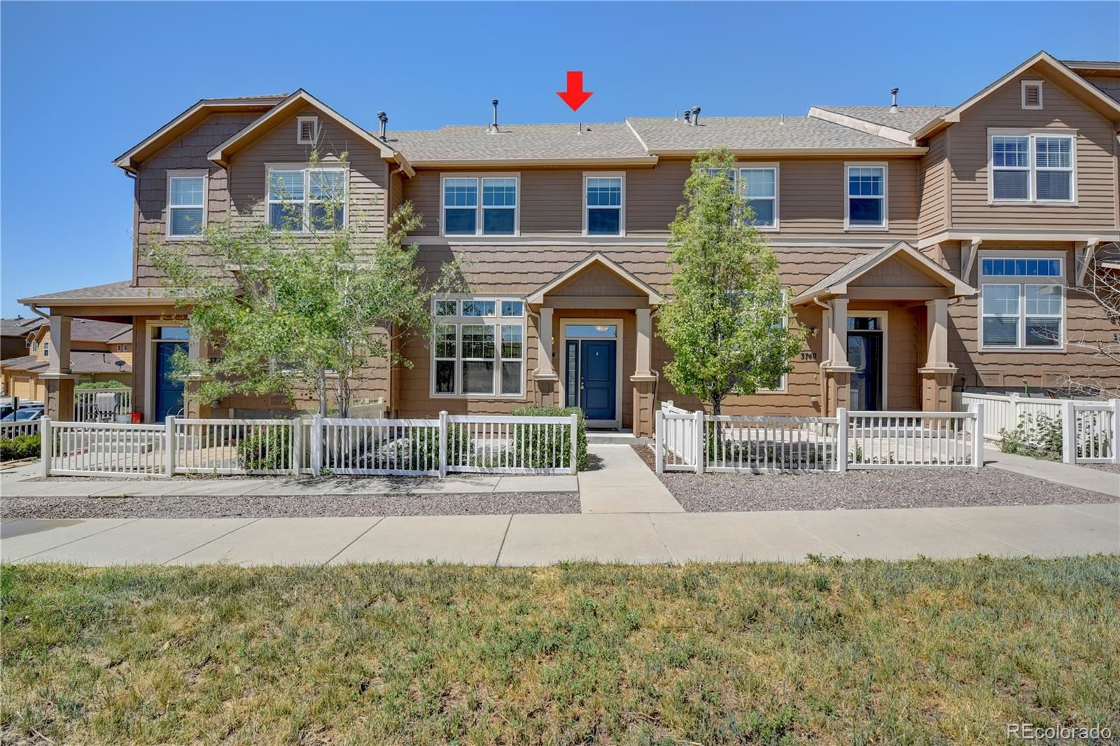 3734 Tranquility Trail, Castle Rock, CO 80109 - #: 2955001