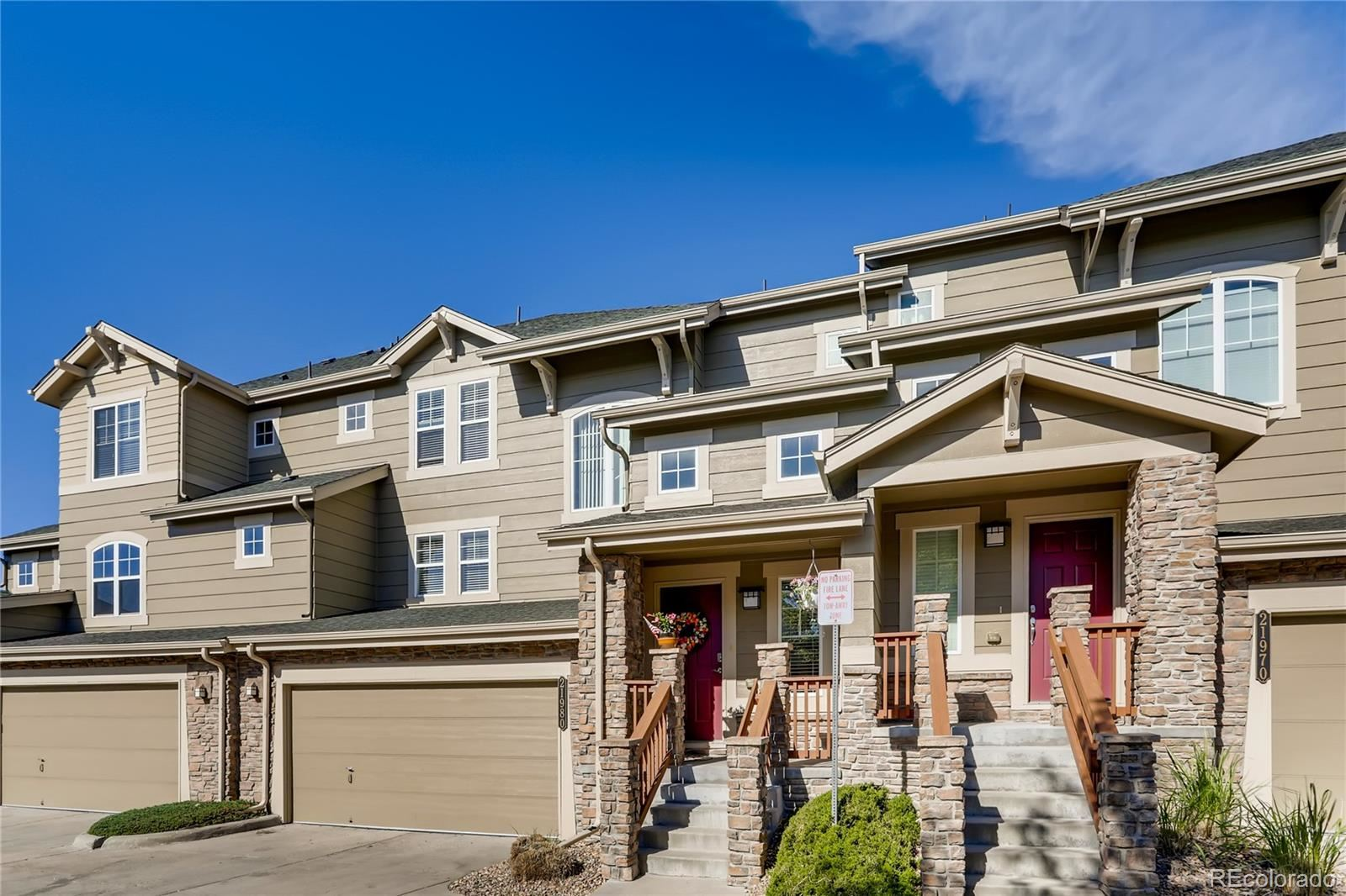 21980 E Irish Drive, Aurora, CO 80016 - #: 5212002