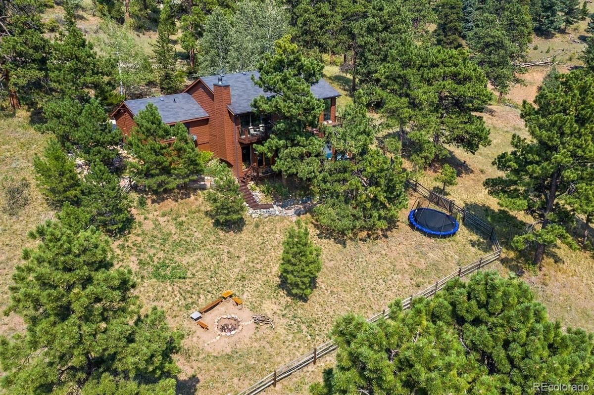 31754 Miwok Trail, Evergreen, CO 80439 - #: 2202003