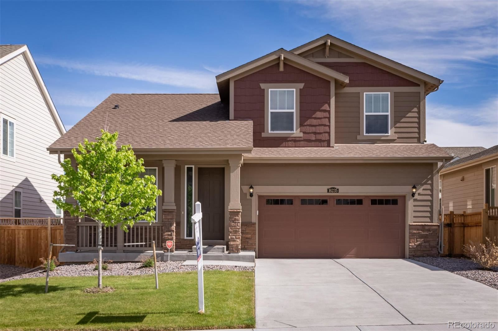 16235  Lanceleaf Place, Parker, CO 80134 - #: 4078003