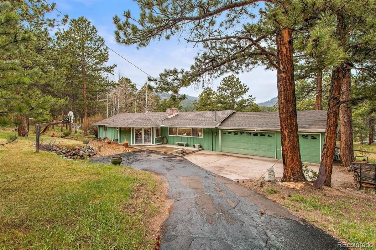 29841  Dorothy Road, Evergreen, CO 80439 - #: 7793003