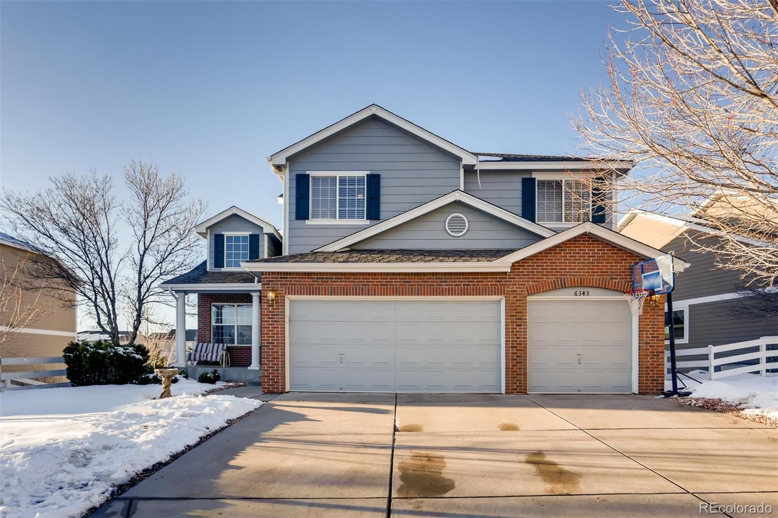 6343 S Jericho Way, Centennial, CO 80016 - #: 9332004