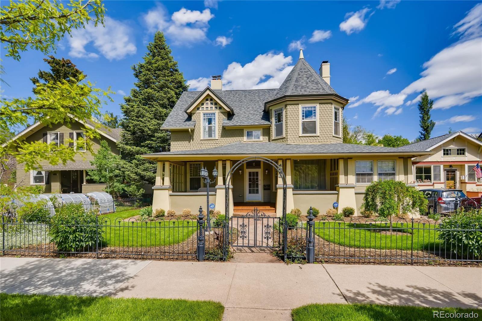 1423 N Nevada Avenue, Colorado Springs, CO 80907 - MLS#: 2831005