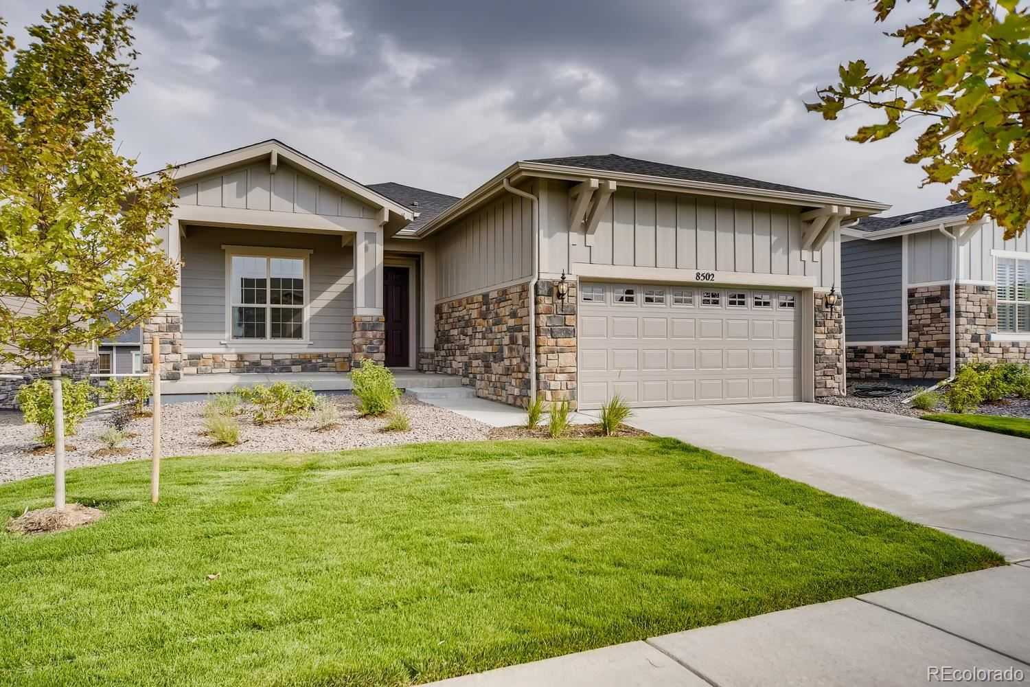 8502 S Rome Way, Aurora, CO 80016 - #: 3718005