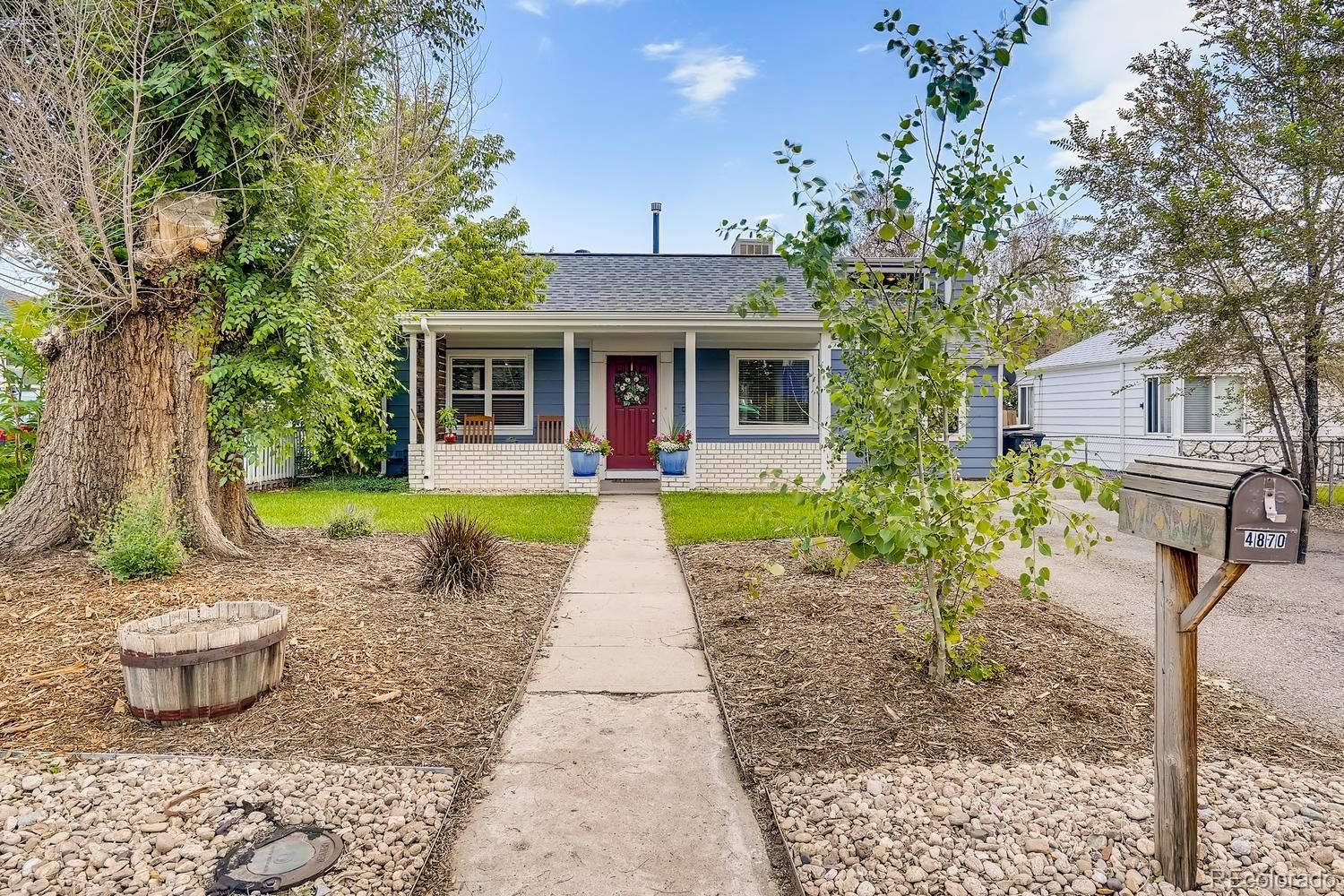 4870 Decatur Street, Denver, CO 80221 - #: 5098006
