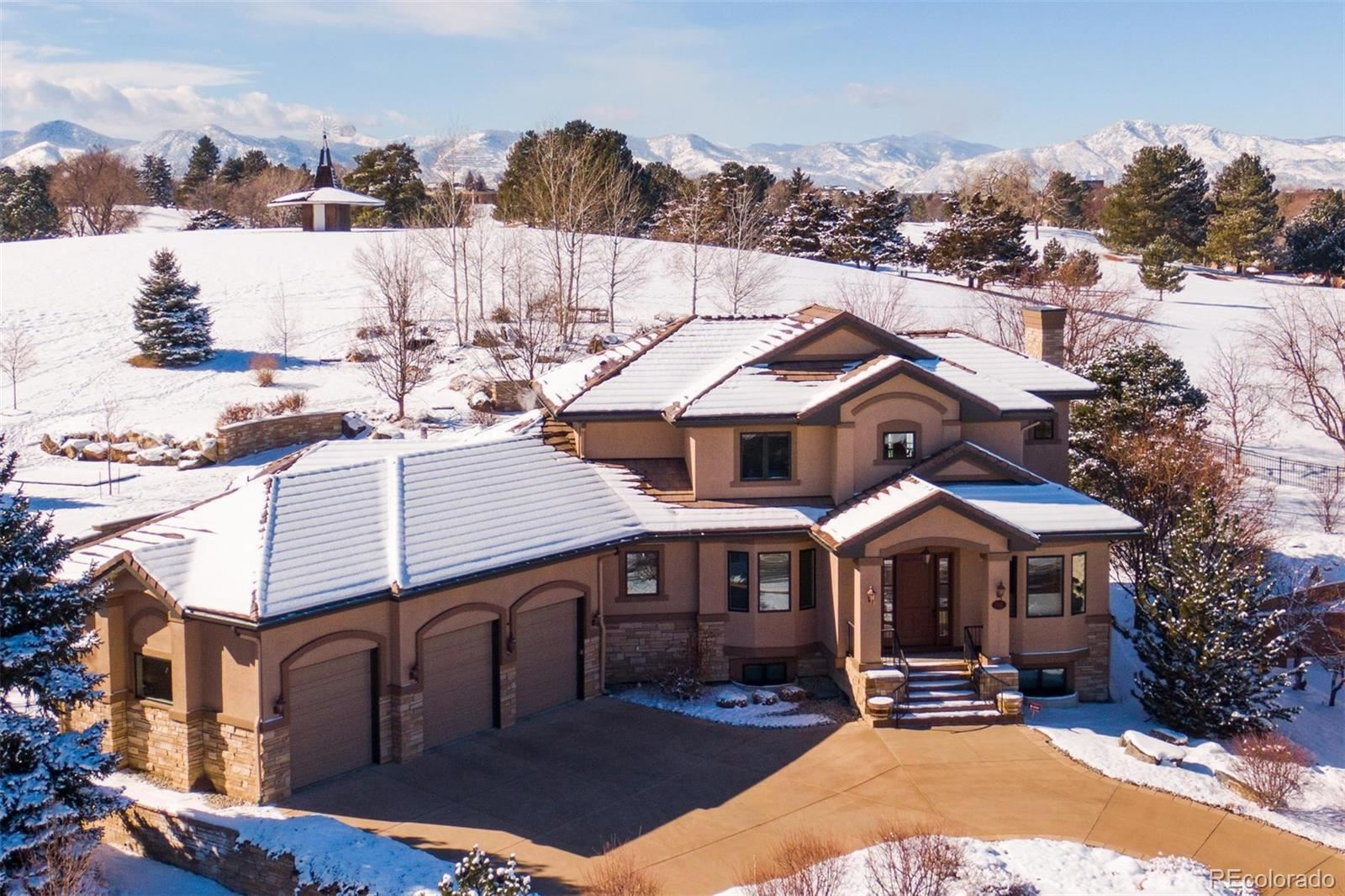 3960 S Pinehurst Circle, Denver, CO 80235 - #: 2409007