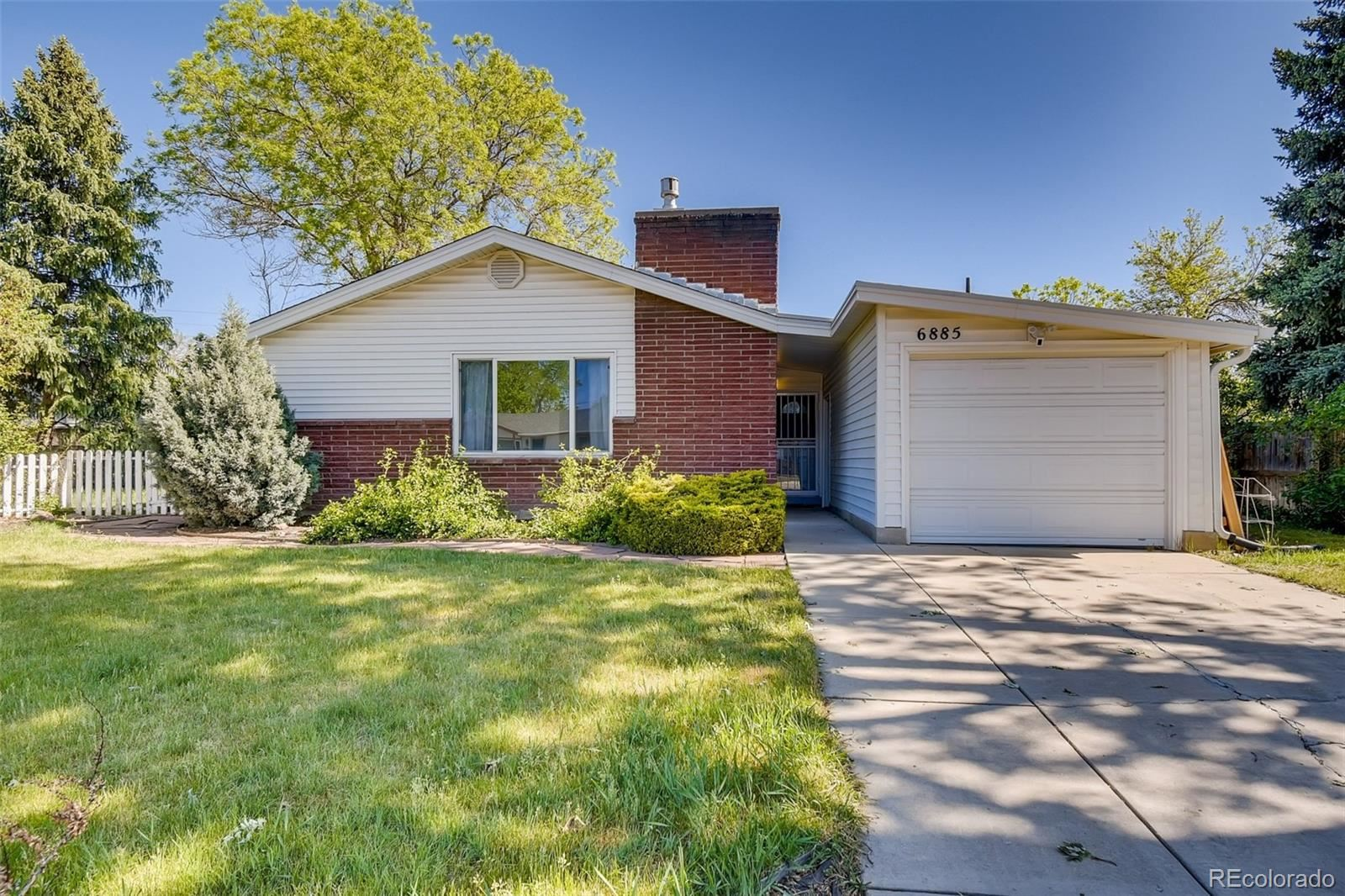 6885 W Airview Avenue, Lakewood, CO 80232 - #: 2792008