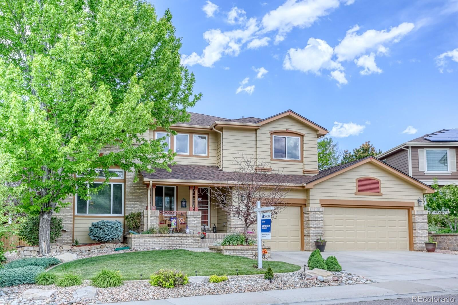 6453  Dutch Creek Street, Highlands Ranch, CO 80130 - #: 1665009