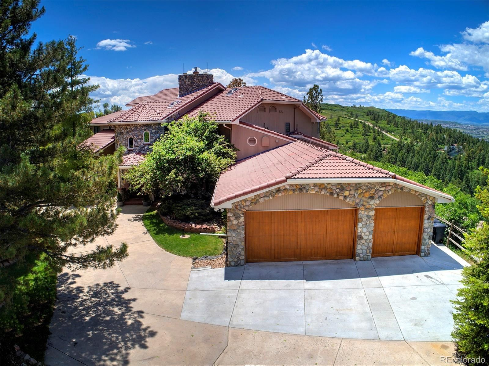 4925 N Mesa Drive, Castle Rock, CO 80108 - #: 7787009