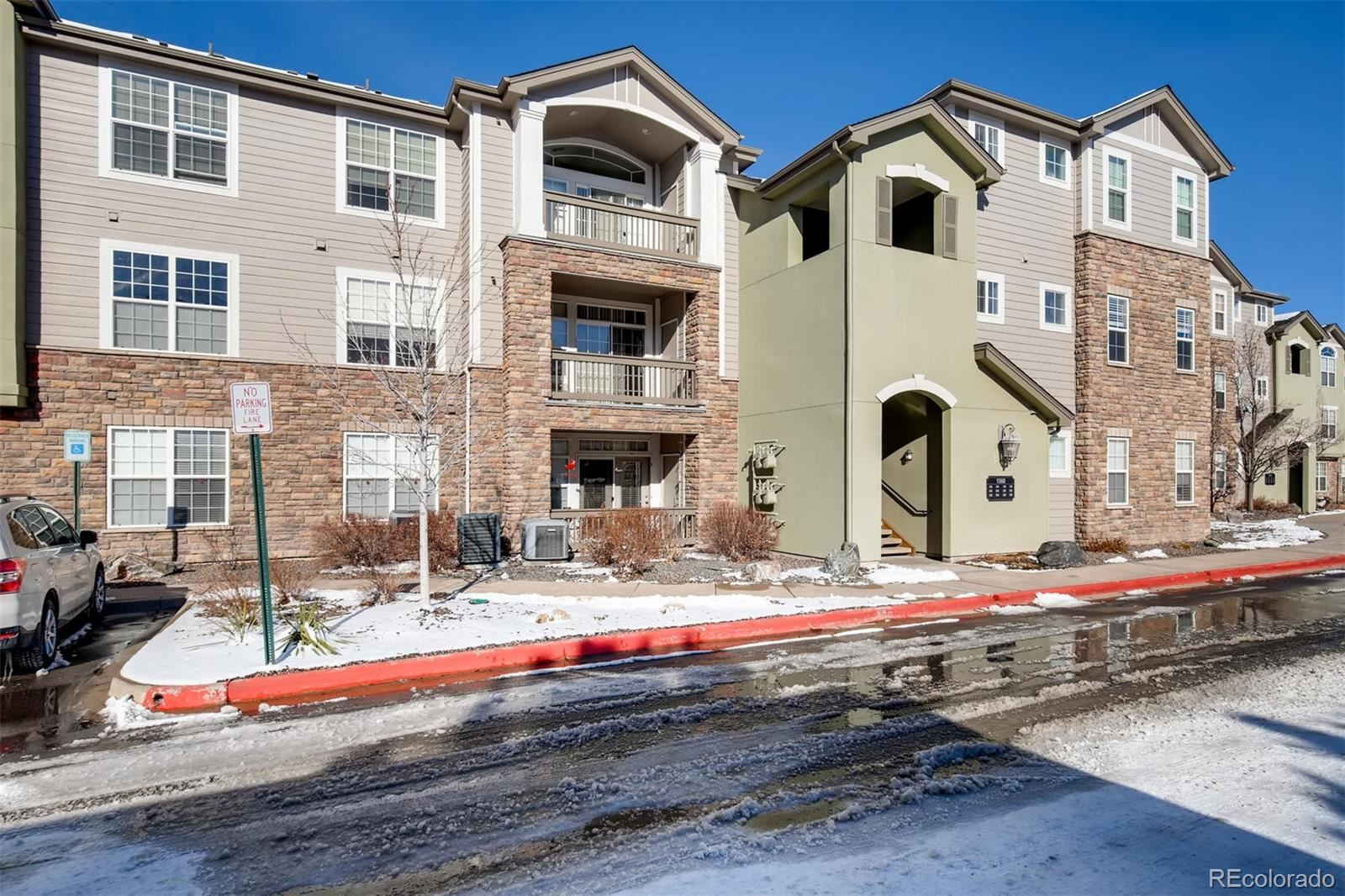 1560  Olympia Circle  306 #306, Castle Rock, CO 80104 - #: 8283010