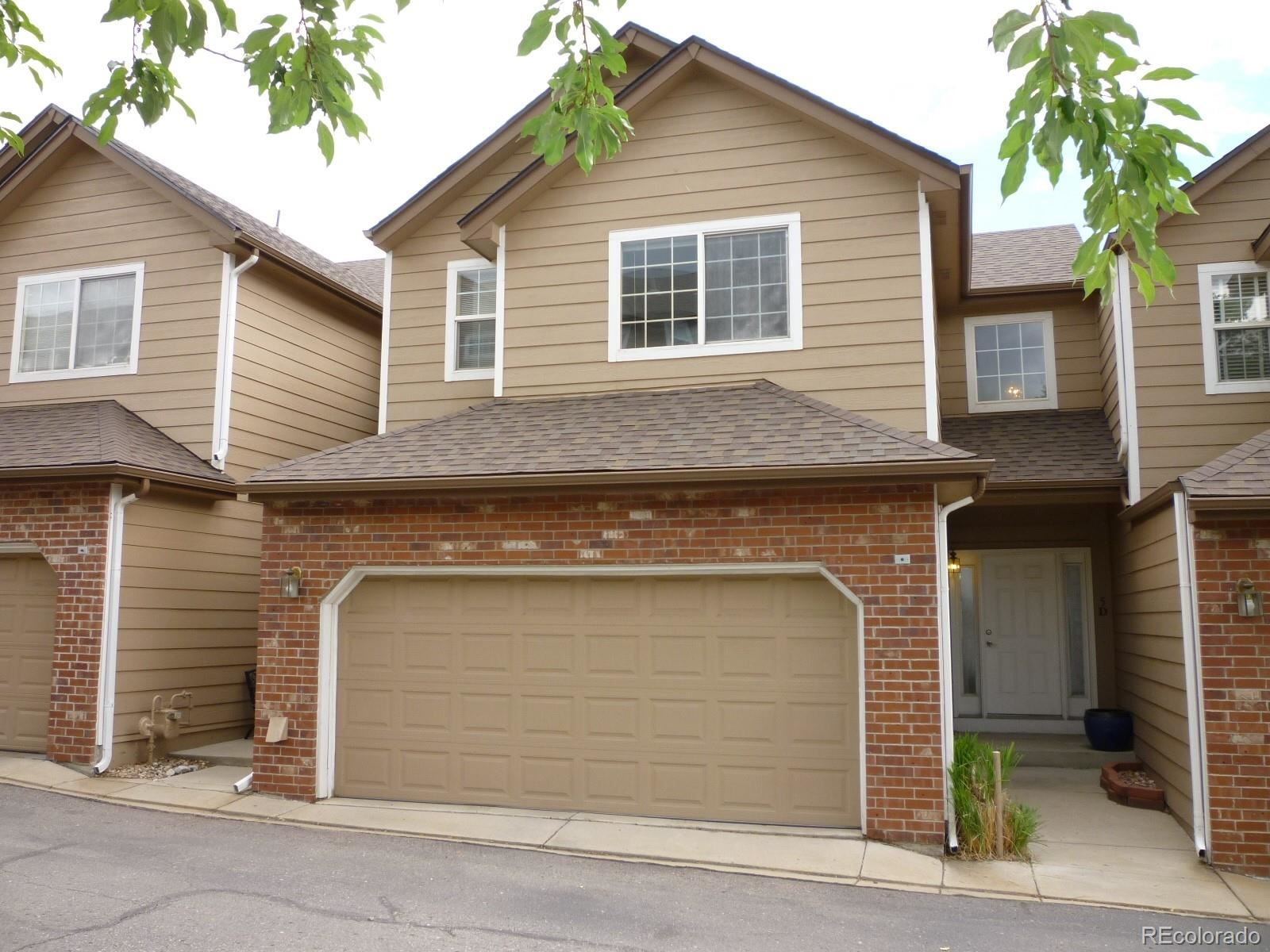 6805 S Webster Street #D, Littleton, CO 80128 - #: 7208011