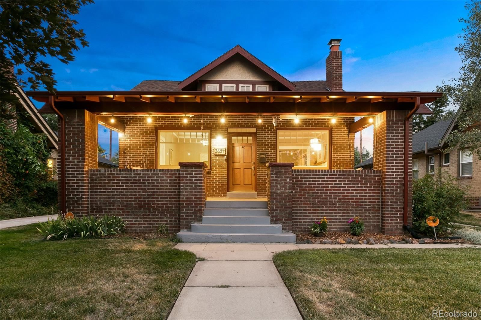2654 Elm Street, Denver, CO 80207 - #: 7319012