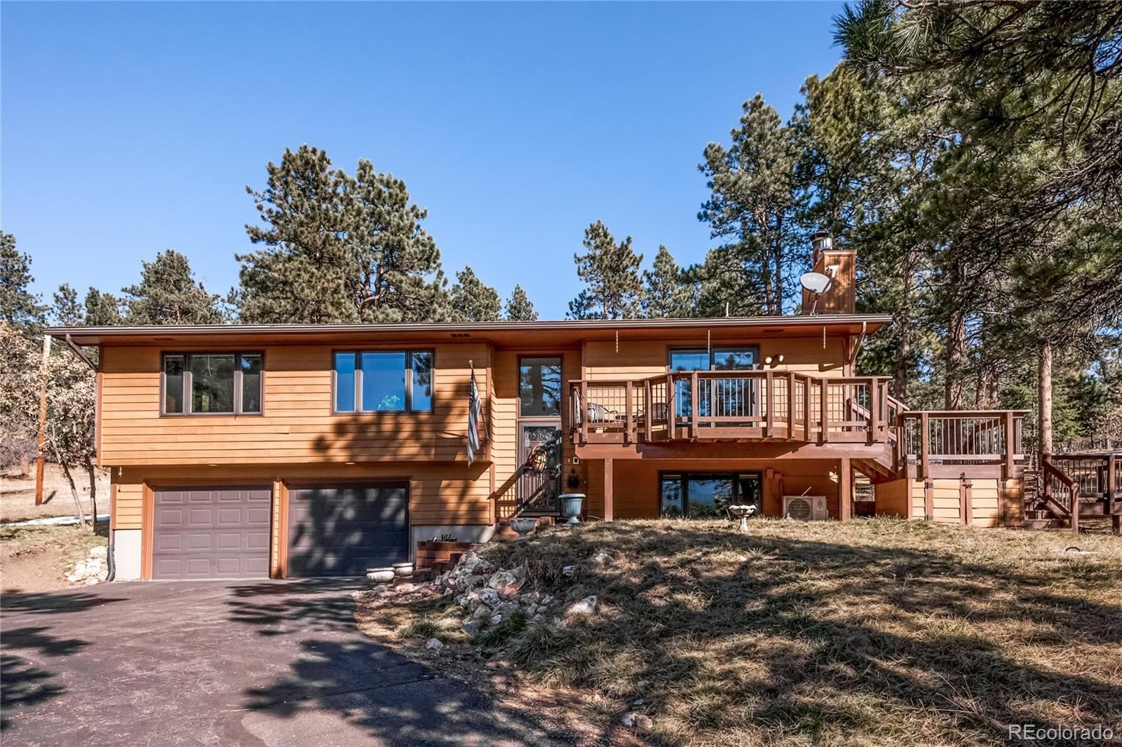20385  Flint Lane, Morrison, CO 80465 - #: 8947012