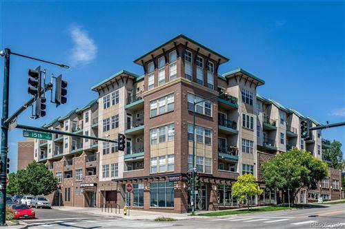 Photo of 1441 Central Street #513, Denver, CO 80211 (MLS # 3358014)