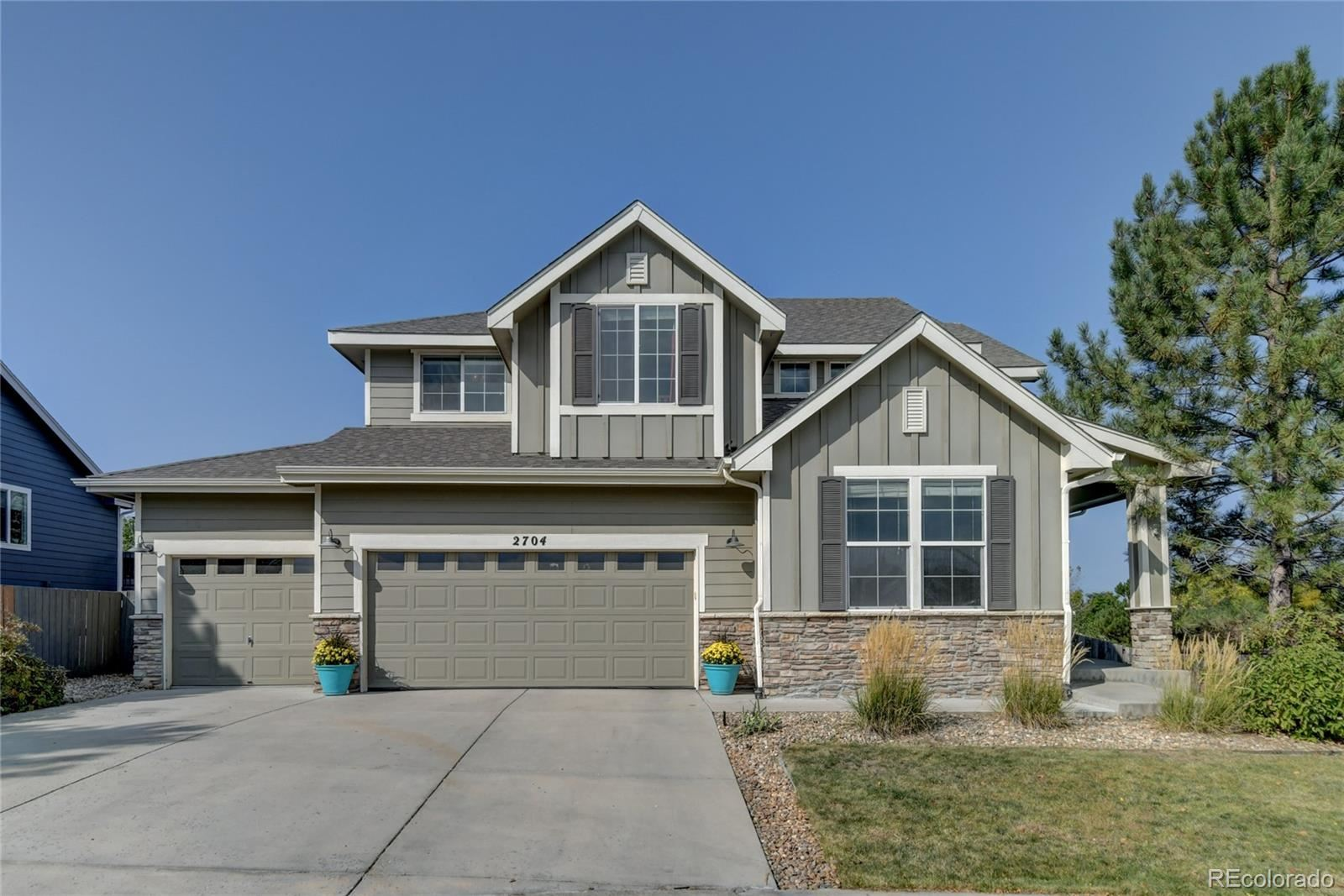 2704 Sunset Place, Erie, CO 80516 - #: 6645014
