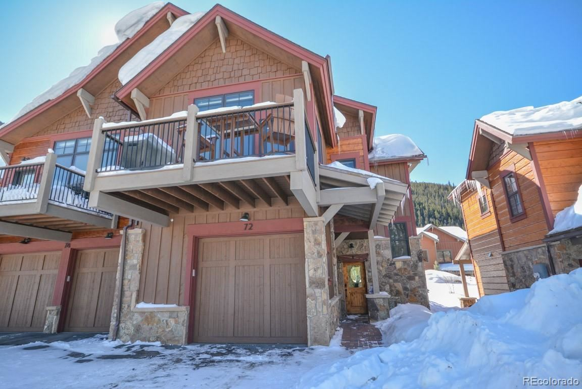 72  Independence Road, Keystone, CO 80435 - #: 4458016