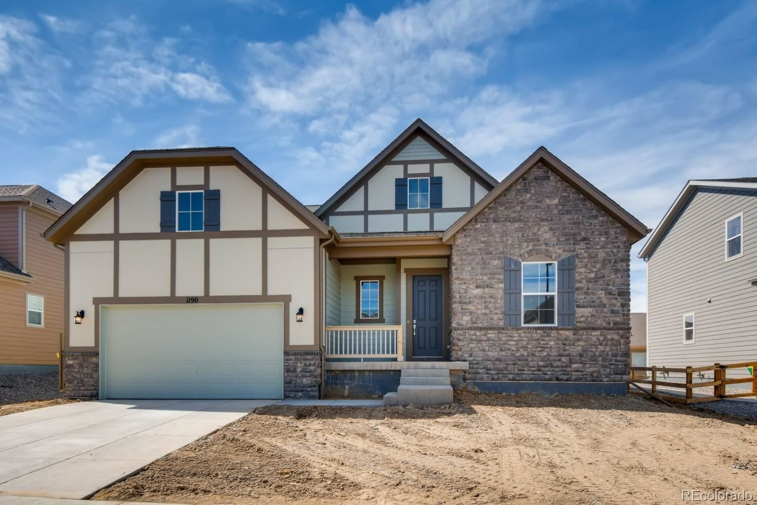 1190  Homestead Road, Erie, CO 80516 - #: 8082016