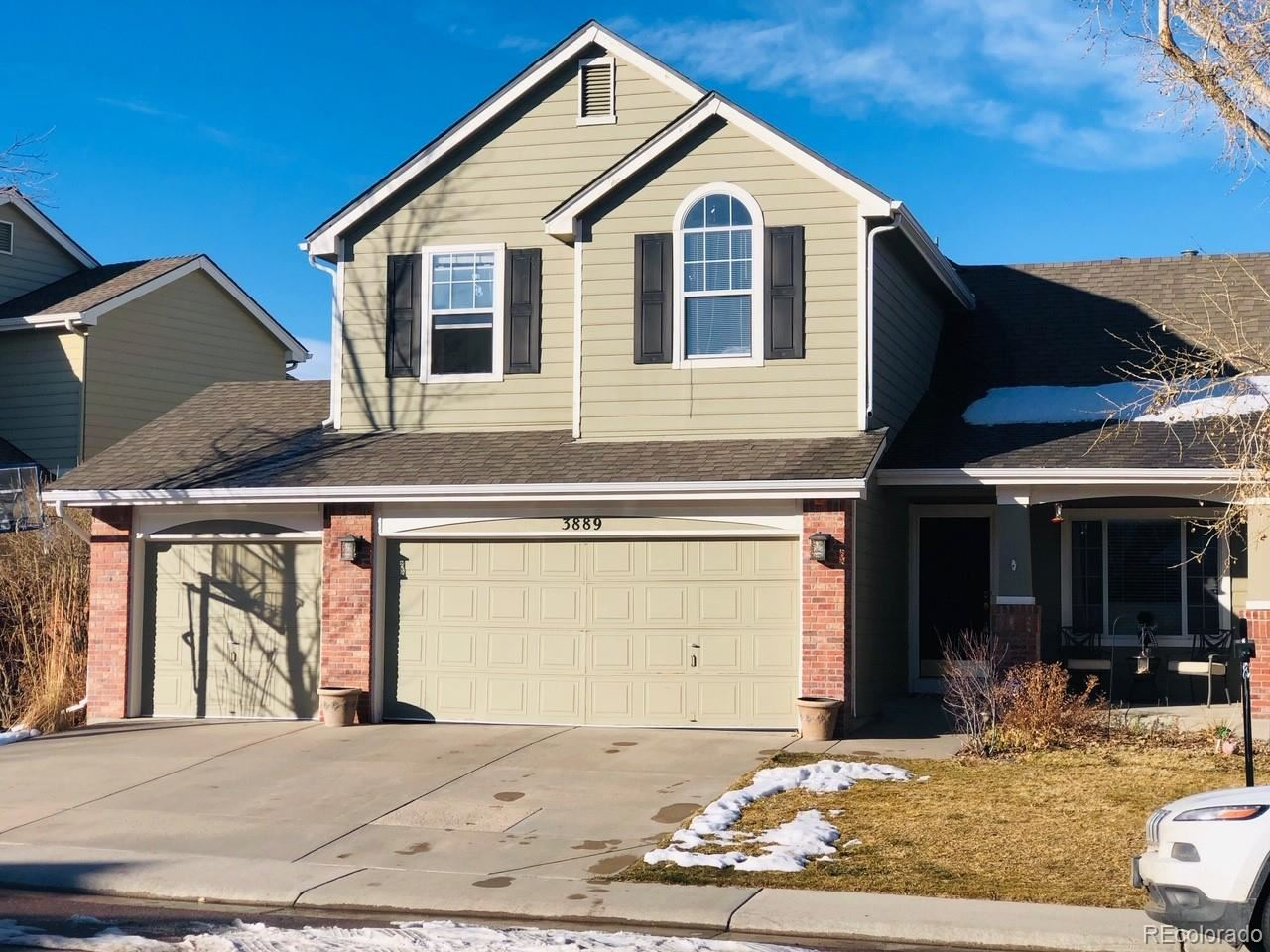 3889  Mallard Drive, Highlands Ranch, CO 80126 - #: 5909017