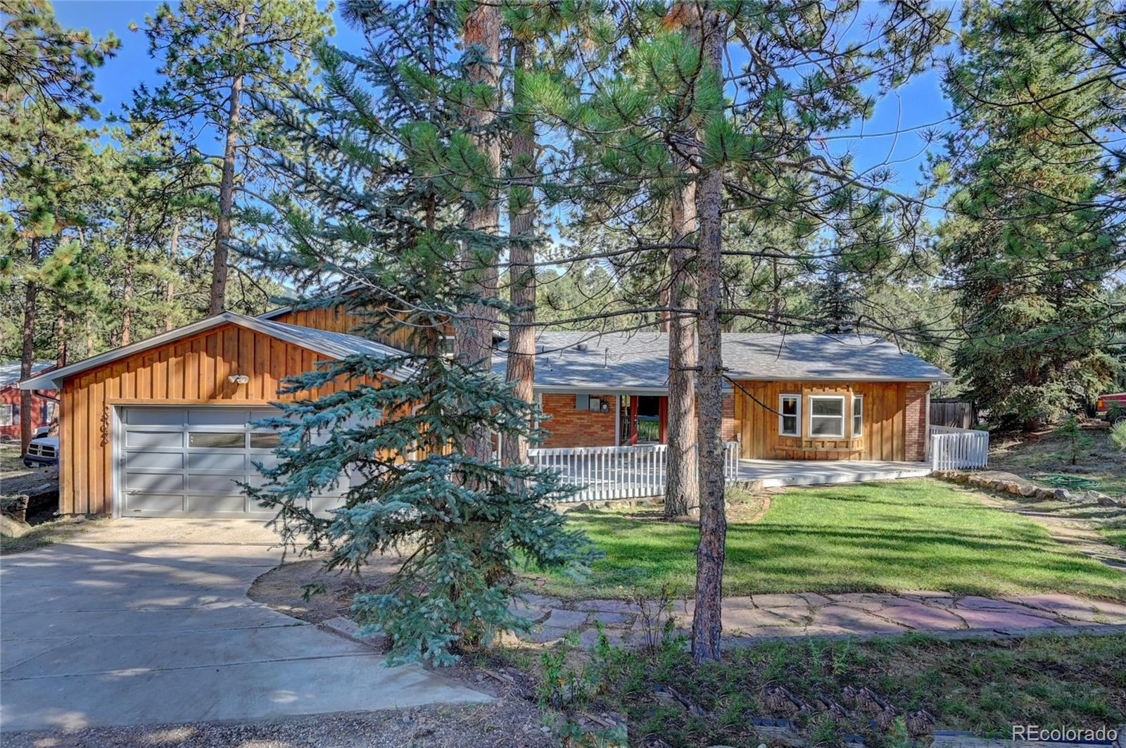 29046 Pine Road, Evergreen, CO 80439 - #: 7212020