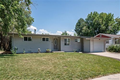 Photo of 1510 S Perry Street, Denver, CO 80219 (MLS # 4845022)