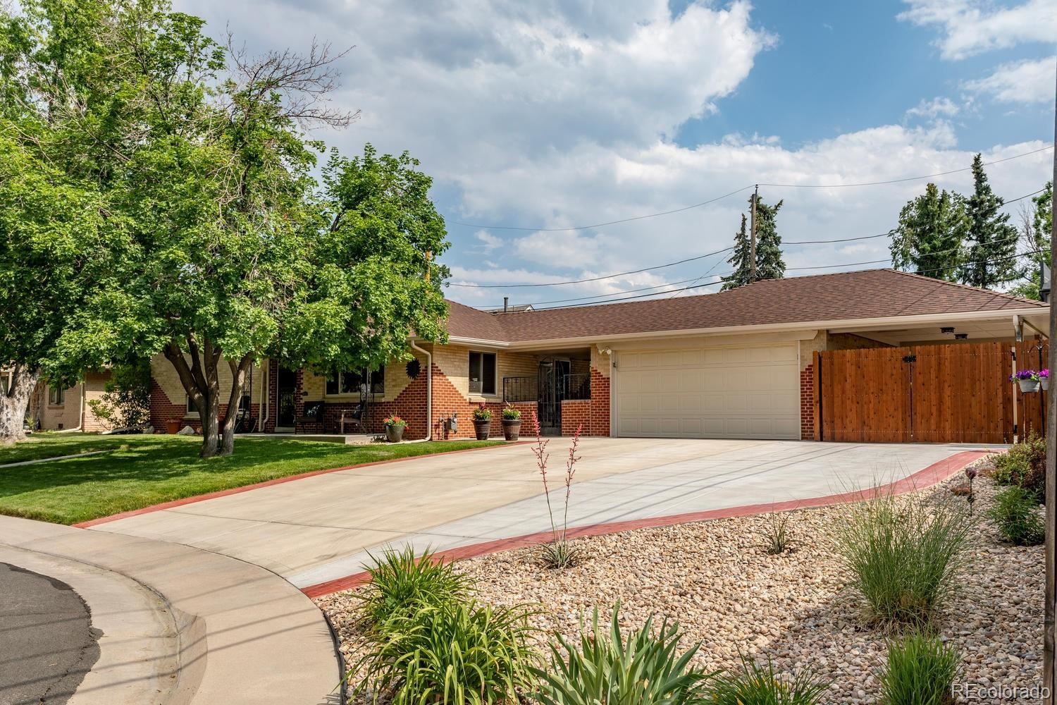 6190 W 39th Avenue, Wheat Ridge, CO 80033 - #: 1985022
