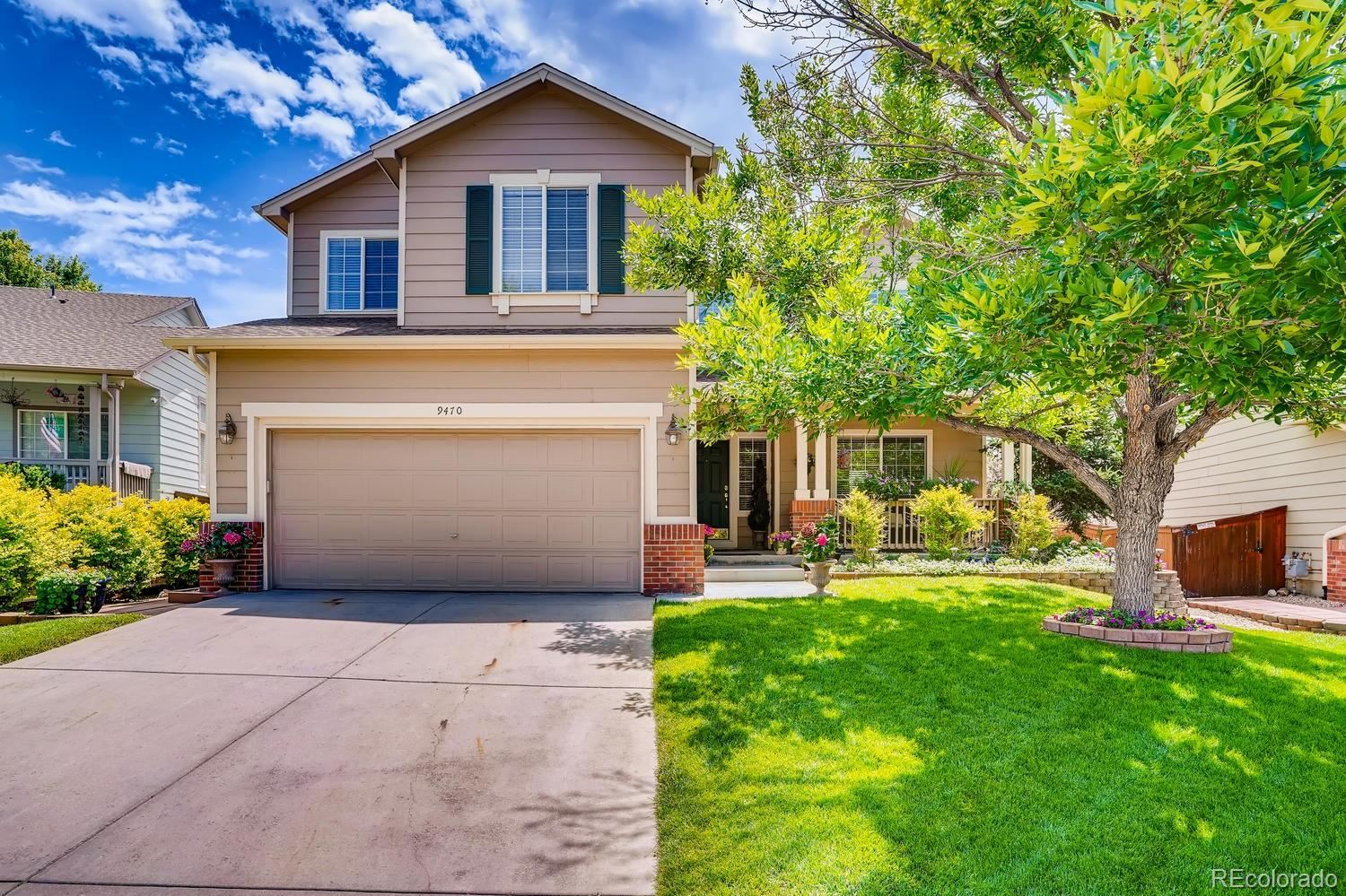 9470 Wolfe Place, Highlands Ranch, CO 80129 - #: 4240022