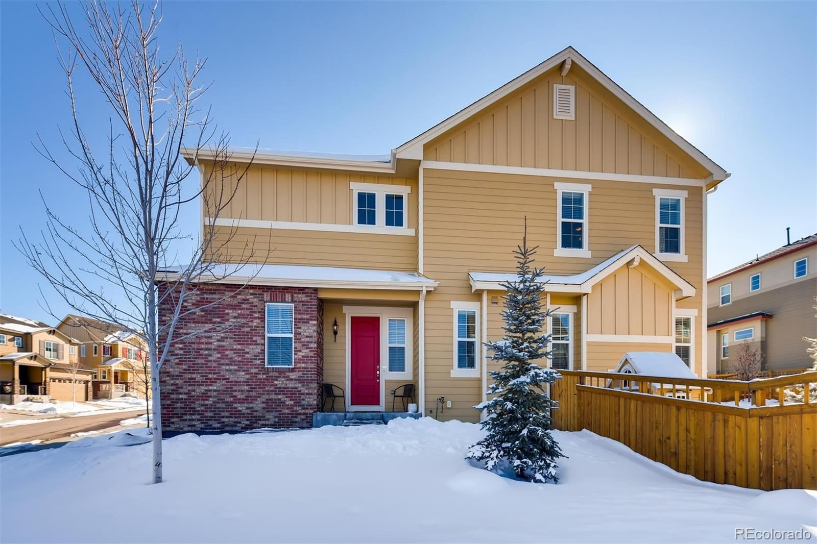 3231 Youngheart Way, Castle Rock, CO 80109 - #: 6601022