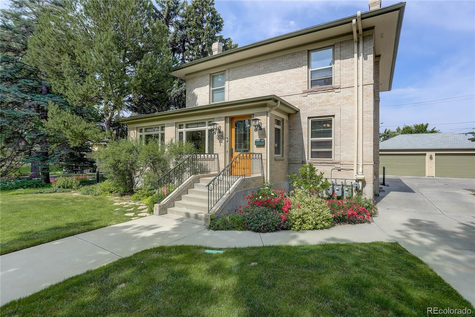 Photo of 1205 Oneida Street, Denver, CO 80220 (MLS # 3390023)