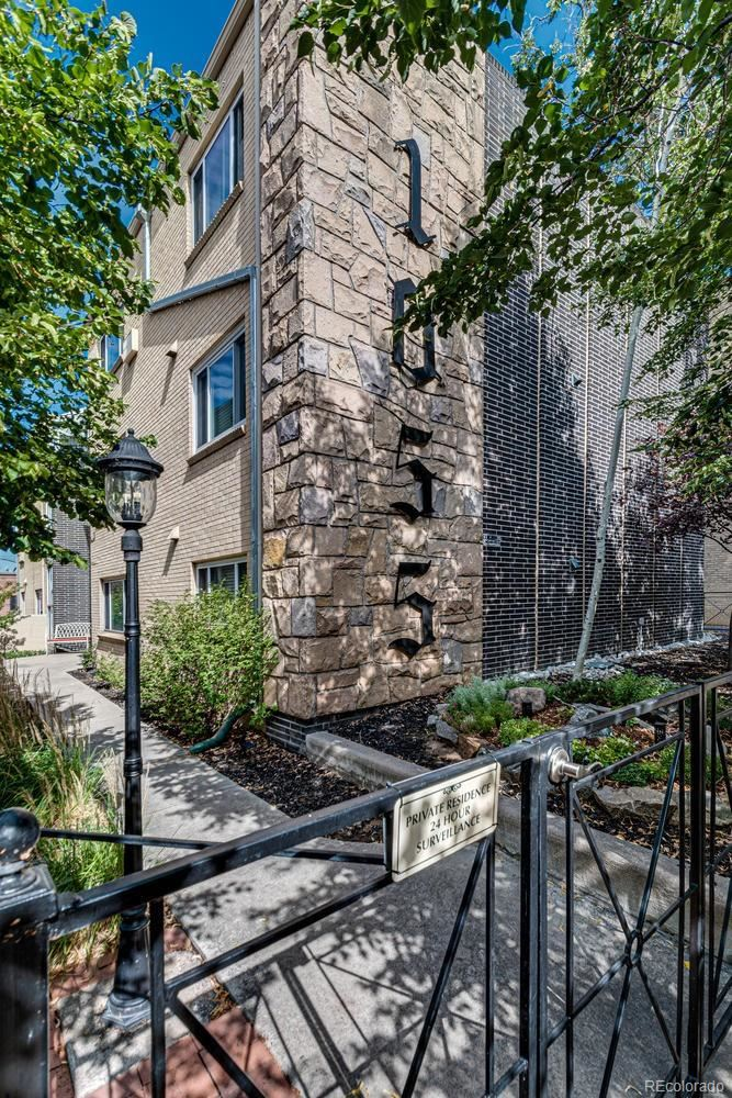 1055 N Corona Street #201, Denver, CO 80218 - #: 5914023