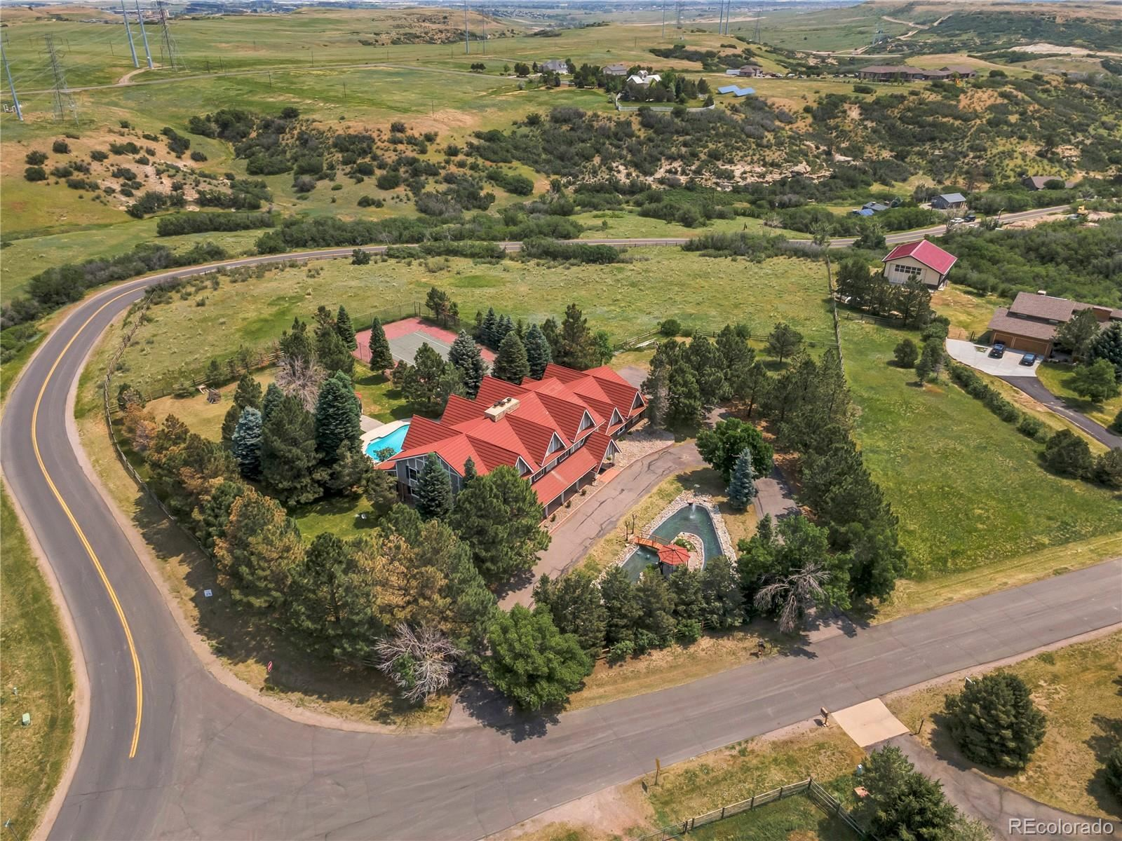 Photo of 155 W Loma Circle, Castle Rock, CO 80108 (MLS # 8807023)
