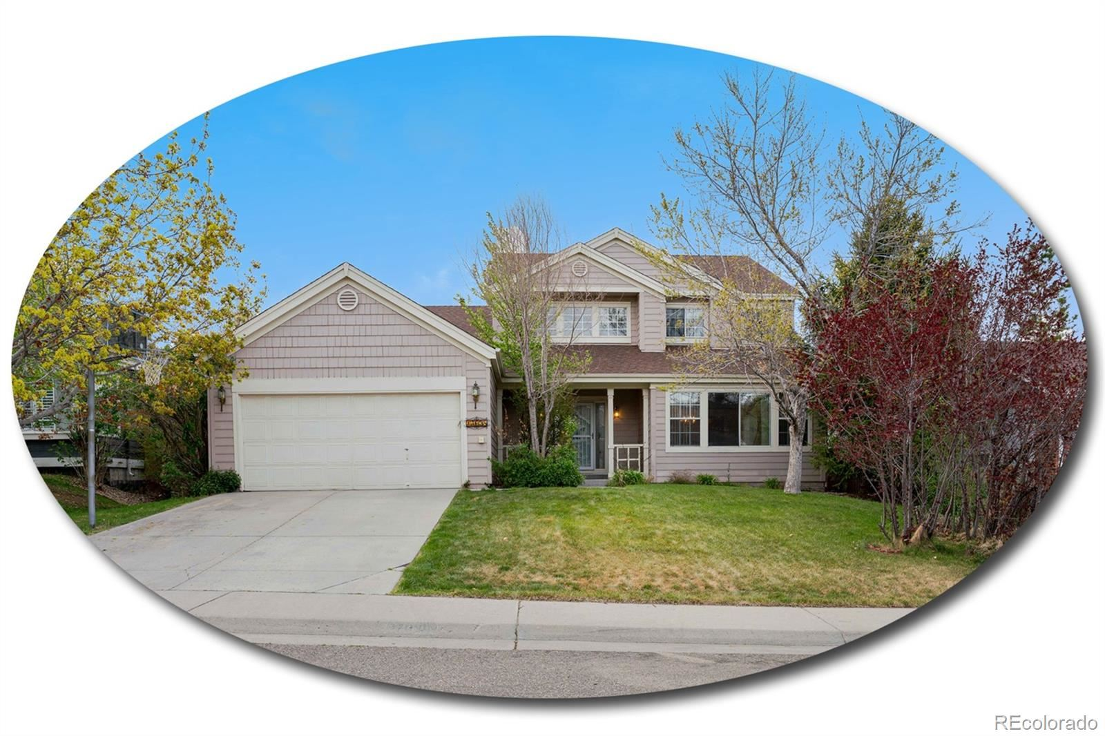 17038  Wellington Drive, Parker, CO 80134 - #: 2841025