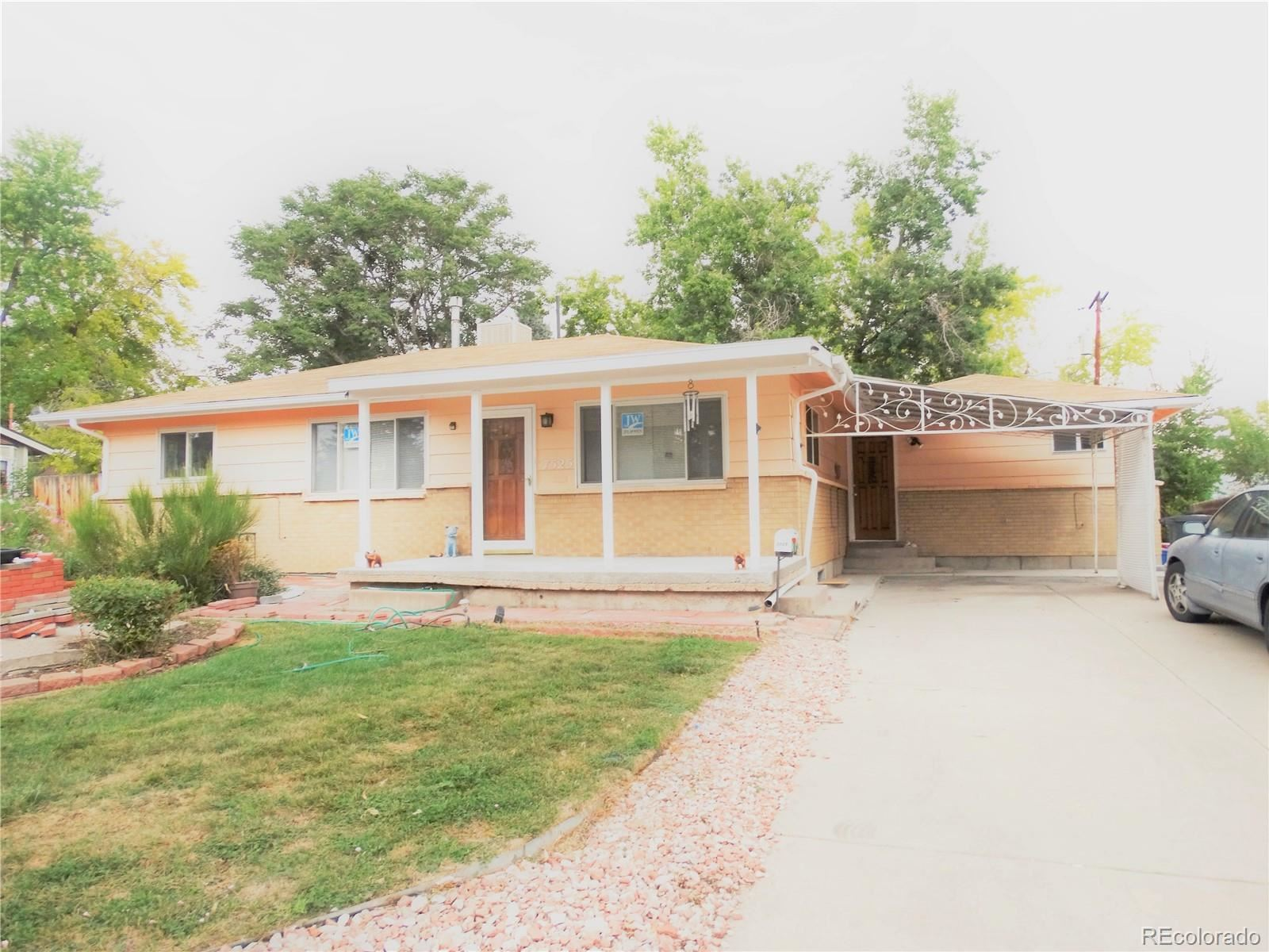 7525 W Oregon Drive, Lakewood, CO 80232 - #: 3561025