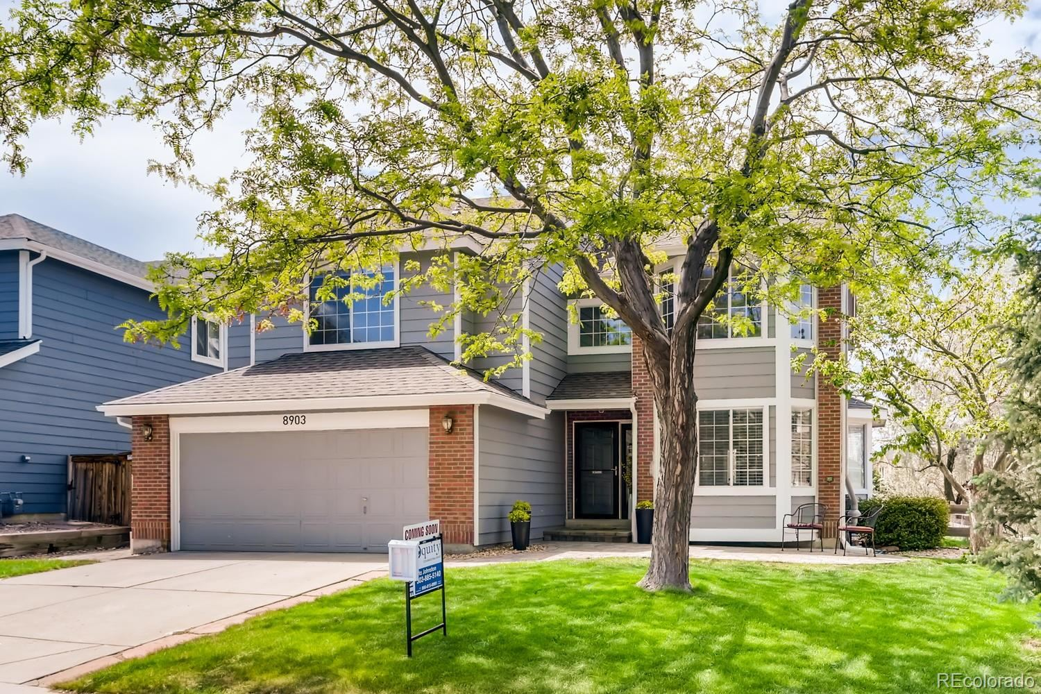 8903  Edgewood Street, Highlands Ranch, CO 80130 - #: 4180025
