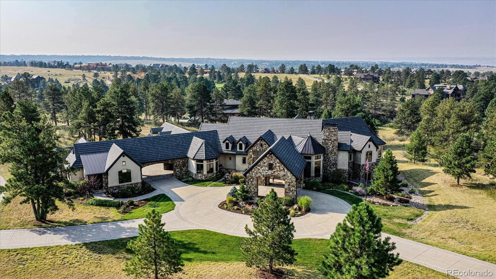 Photo of 8436 Forest Haven Court, Parker, CO 80134 (MLS # 2452026)