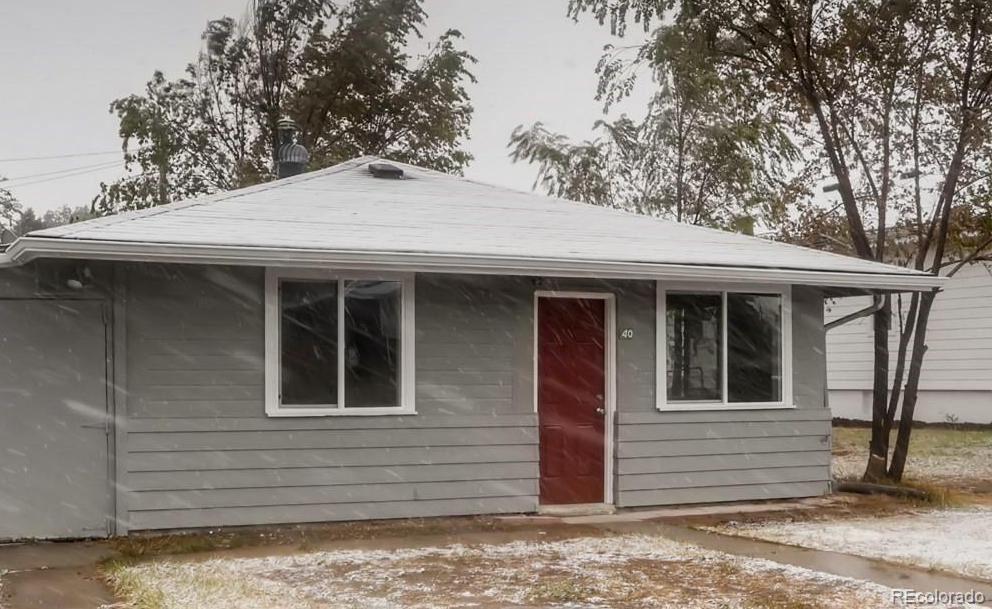 40 Fenton Street, Lakewood, CO 80226 - MLS#: 8414026