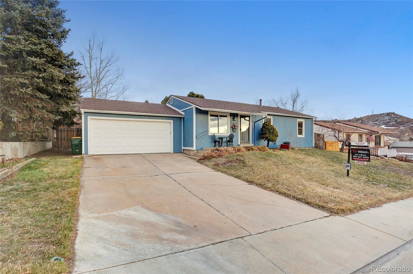 978  Pleasant View Street, Castle Rock, CO 80104 - #: 2918027