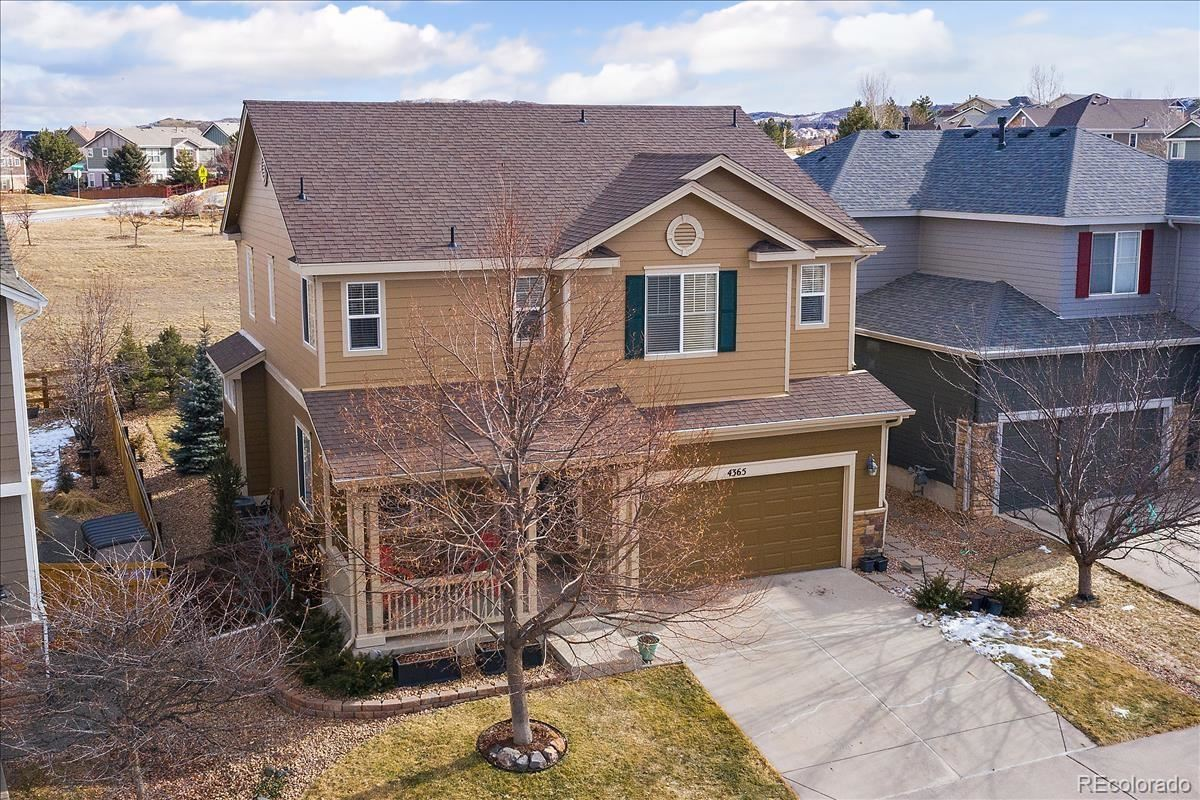 4365  Applecrest Circle, Castle Rock, CO 80109 - #: 3846027