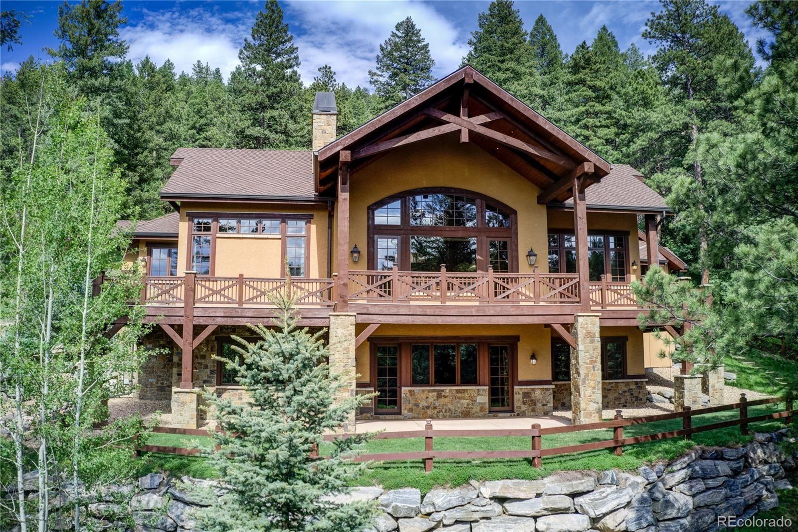 30 W Ranch Trail, Morrison, CO 80465 - #: 4036027