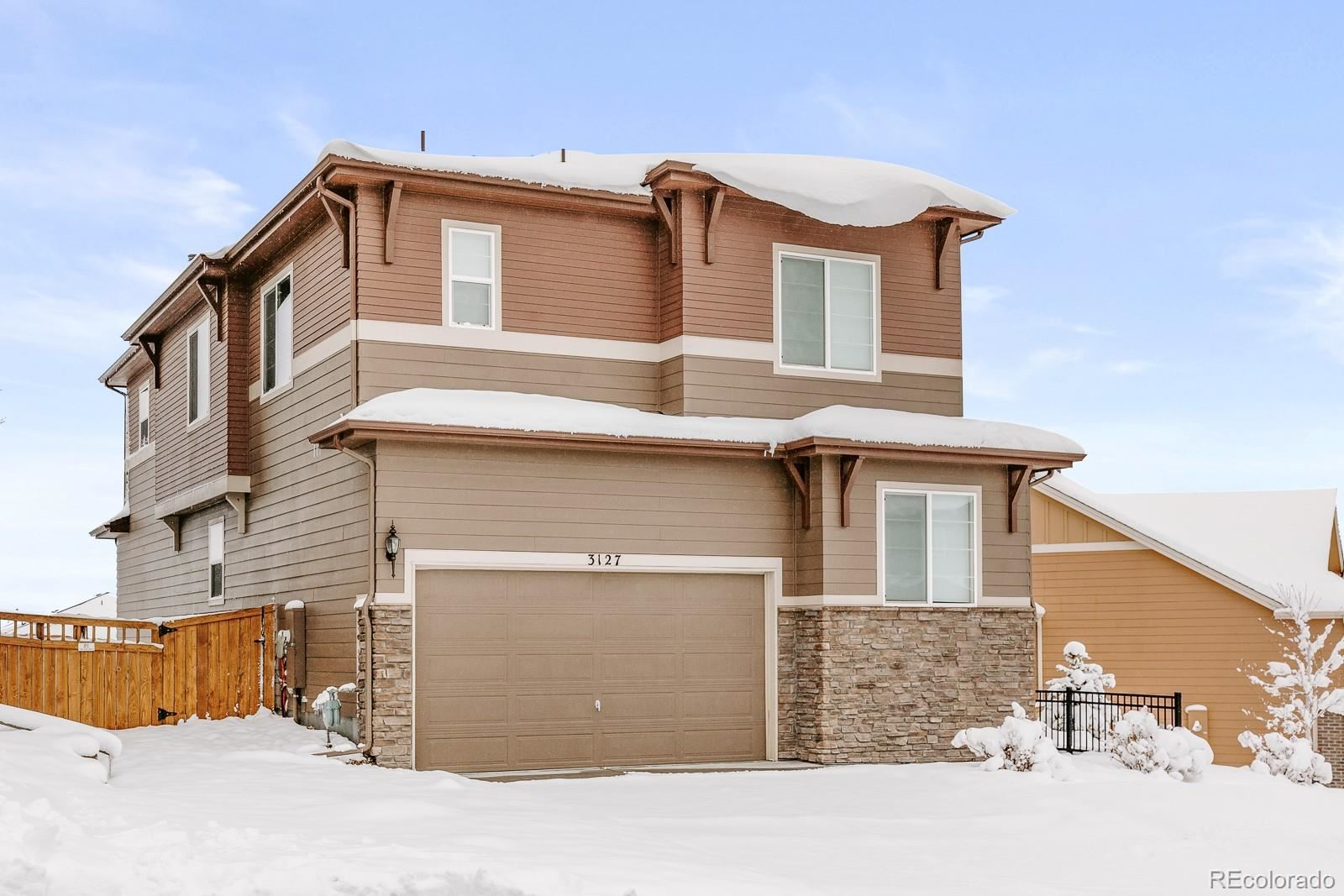 3127 Youngheart Way, Castle Rock, CO 80109 - #: 6254027