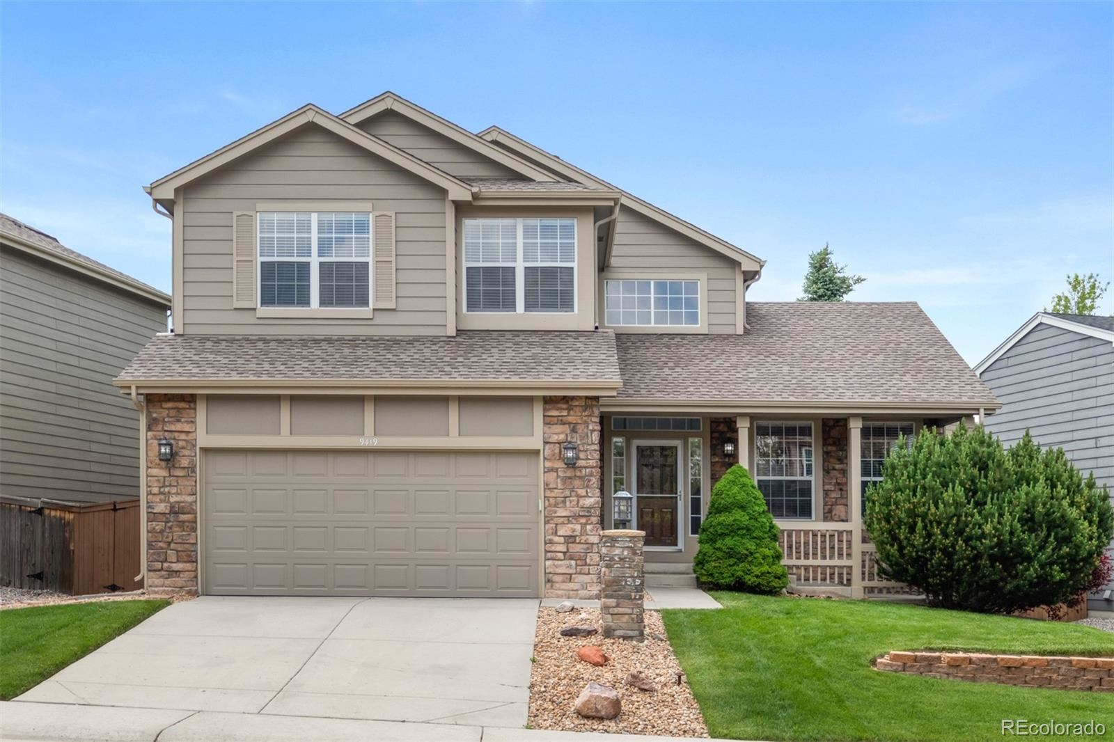 9419  Burgundy Place, Highlands Ranch, CO 80126 - #: 8980028