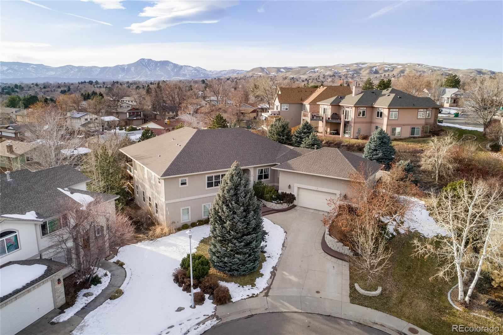 1932 S Routt Court, Lakewood, CO 80227 - MLS#: 2303029