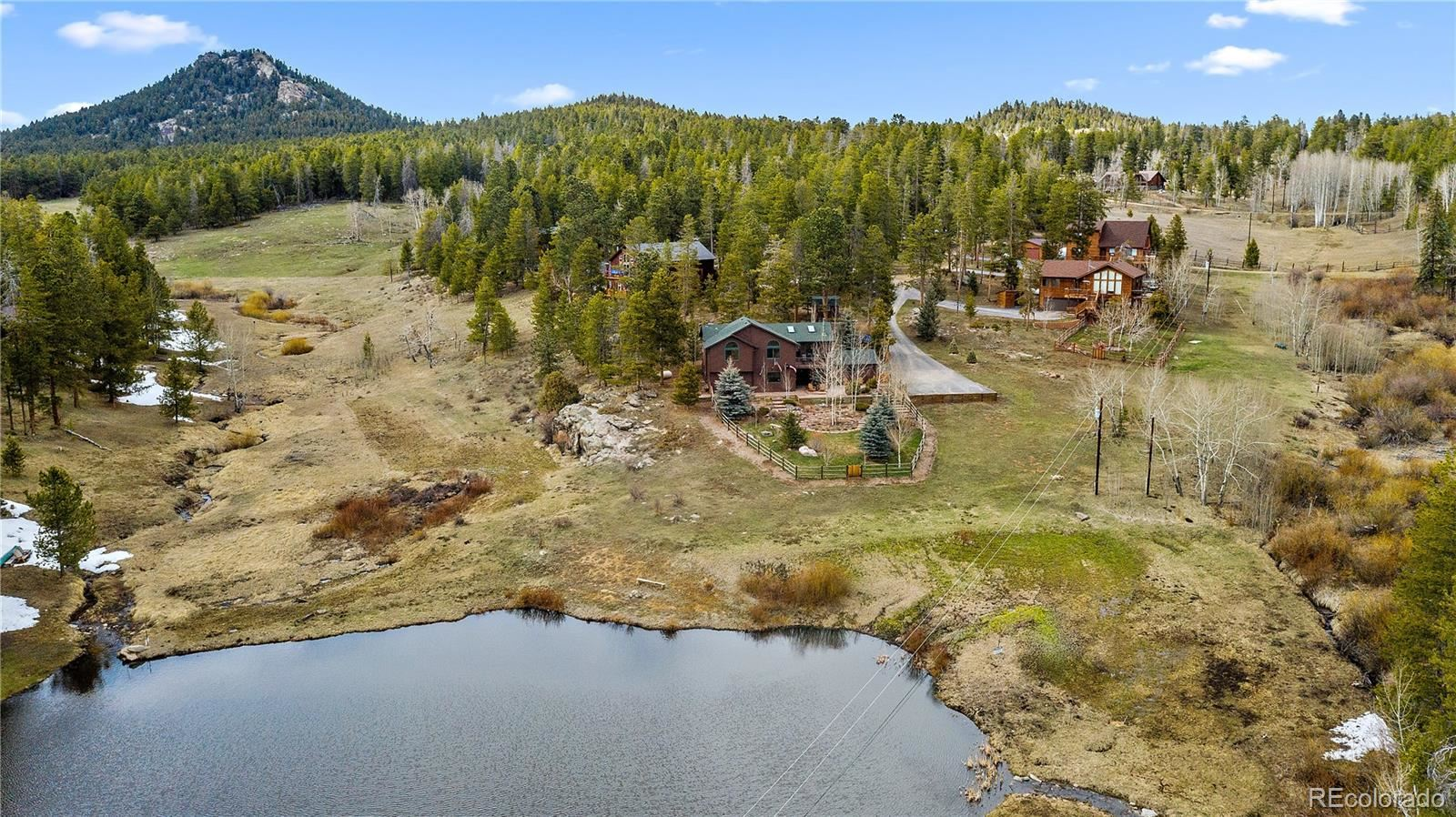 10787 Snowy Trail, Conifer, CO 80433 - #: 9831029