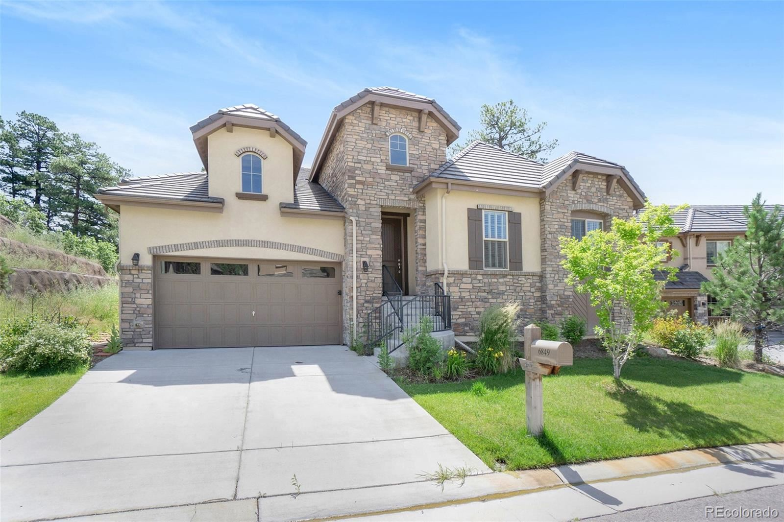 6849 Northstar Circle, Castle Rock, CO 80108 - #: 5525030