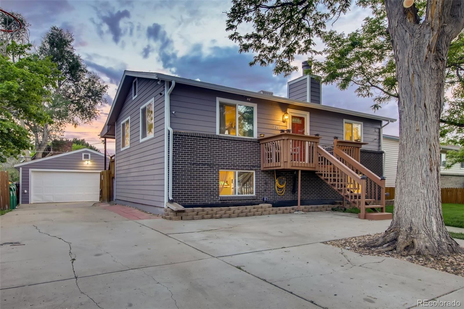 7361  Vrain Street, Westminster, CO 80030 - #: 3153034
