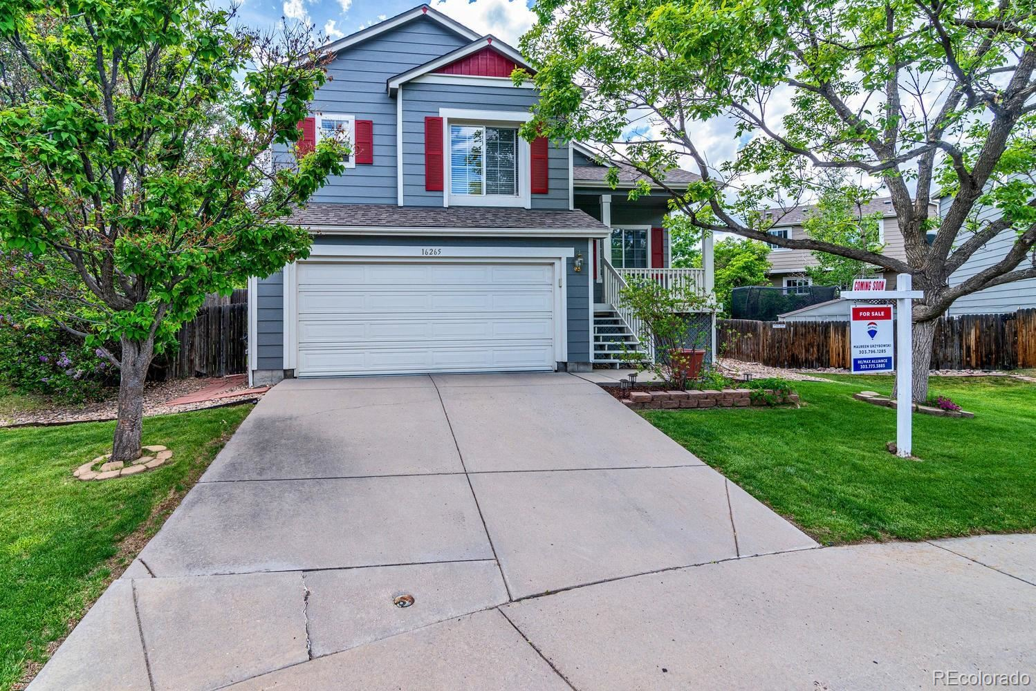 16265  Bluebell Place, Parker, CO 80134 - #: 8262035
