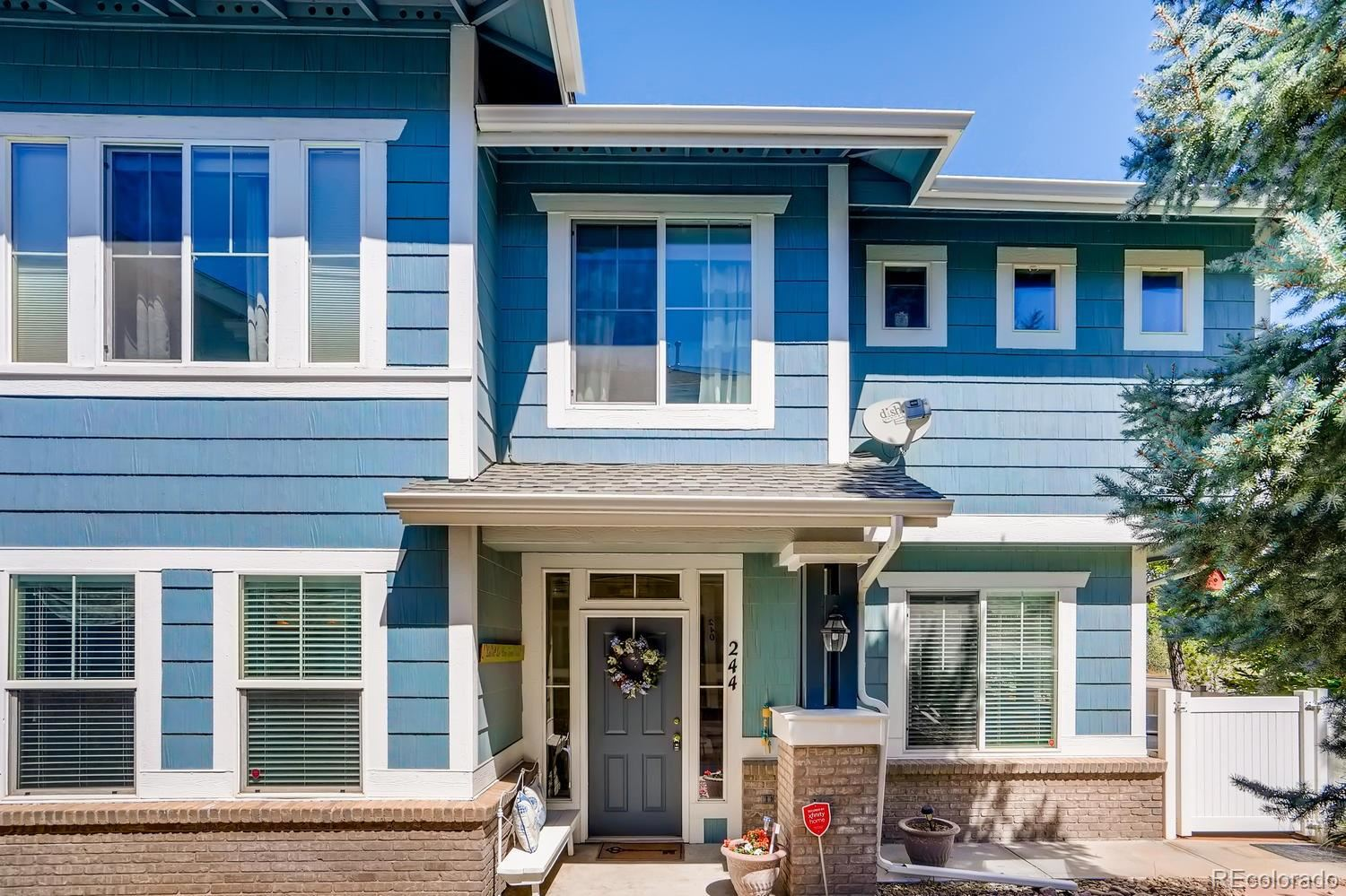 244 Whitehaven Circle, Highlands Ranch, CO 80129 - MLS#: 9976035