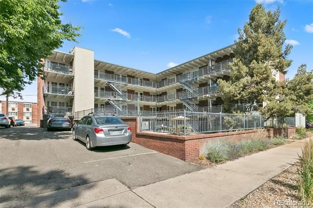 33 North Corona Street #202 UNIT 202, Denver, CO 80218 - #: 3753037