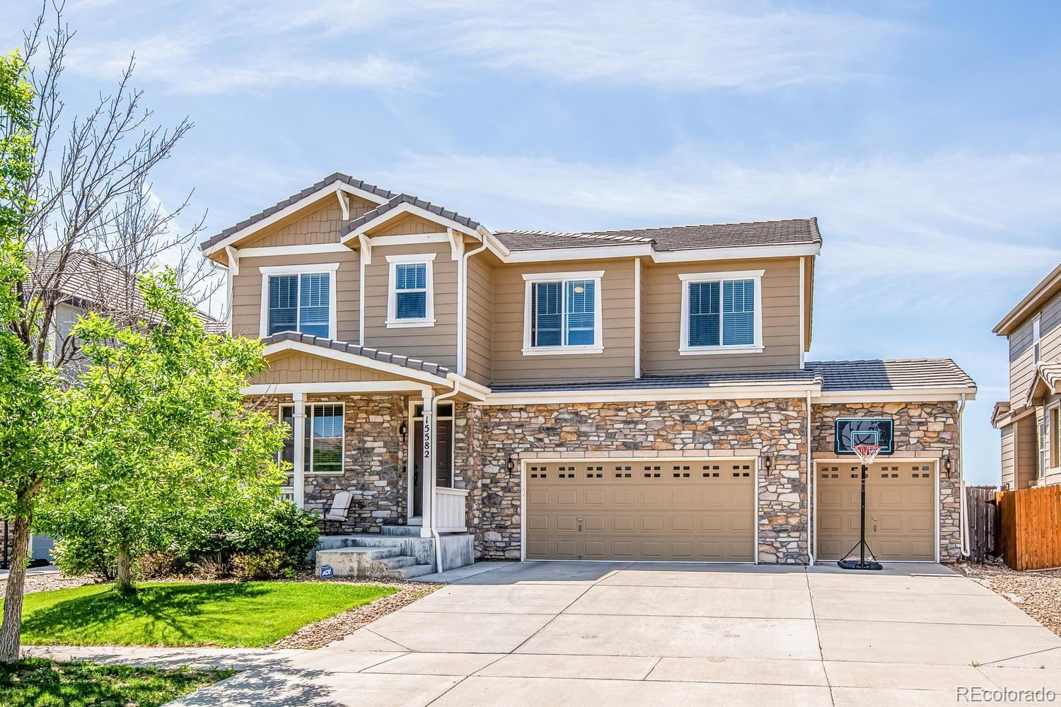 15582 E 117th Avenue, Commerce City, CO 80022 - #: 5238037